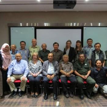 Board Yayasan Badak Indonesia