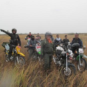 Perburuan Senpi dan Pembakaran Hutan (4)