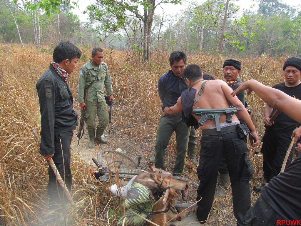 Perburuan Senpi dan Pembakaran Hutan (5)