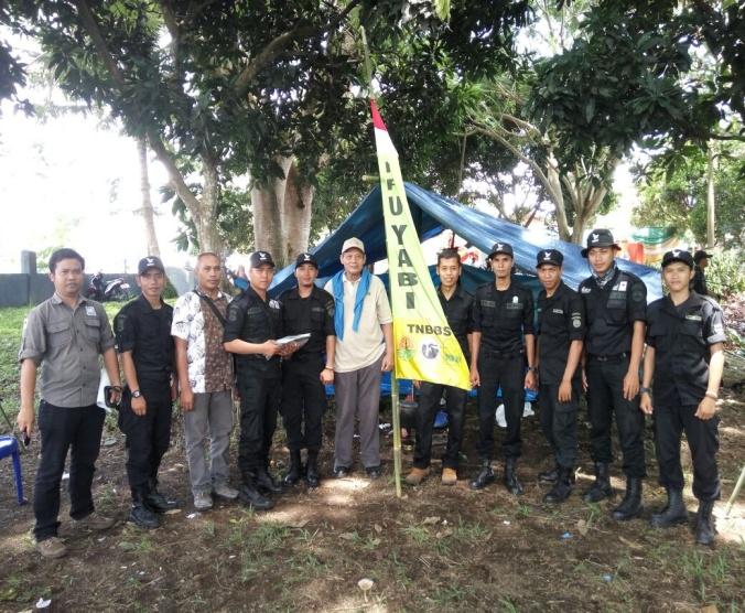 Bapak Widodo, DE YABI beserta anggota RPU