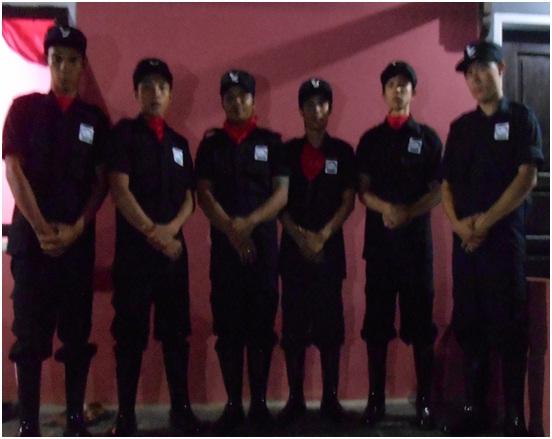 Peresmian Rhino Protection Unit3